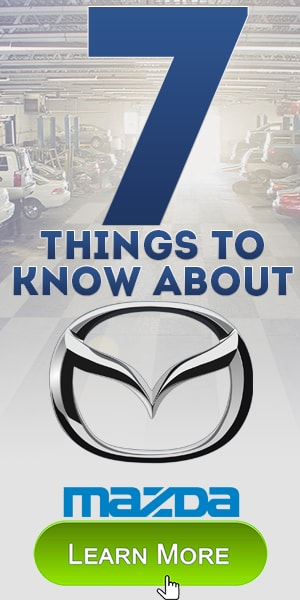7 Things to know about Mazda