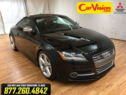 Used 2013 Audi TTS For Sale at CAR VISION MITSUBISHI | VIN