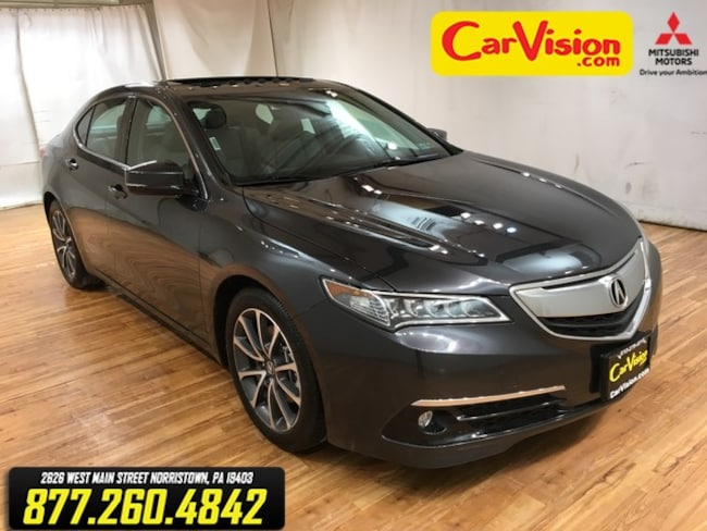 2015 Acura TLX TLX 3.5 V-6 9-AT SH-AWD with Advance Package Sedan