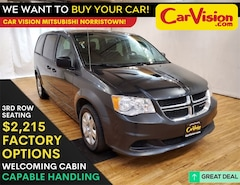 2012 Dodge Grand Caravan SE/AVP Van