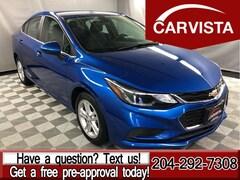 2017 Chevrolet Cruze LT - NO ACCIDENTS/REMOTE START - Sedan