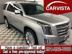 2016 Cadillac Escalade Platinum -NAV/SUNROOF/22