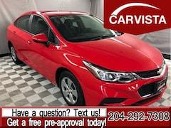 2017 Chevrolet Cruze LS Auto - WARRANTY/NO ACCIDENTS- Sedan