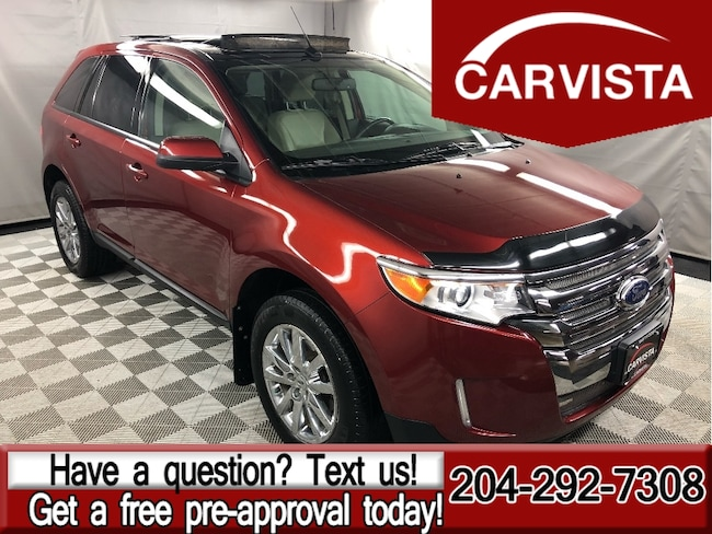 2014 Ford Edge SEL AWD - NO ACCIDENTS/FACTORY WARRANTY - SUV