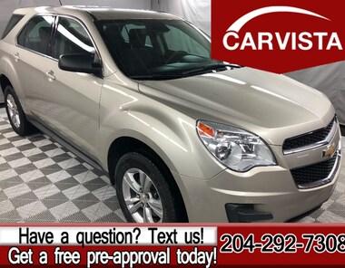 2014 Chevrolet Equinox LS -NO ACCIDENTS/BLUETOOTH= SUV