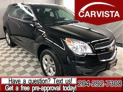 2015 Chevrolet Equinox LS AWD - BLUETOOTH/FACTORY WARRANTY SUV