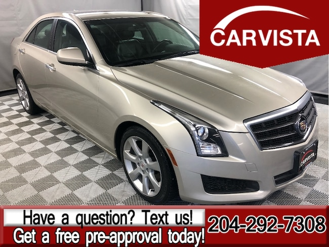 2014 Cadillac ATS 2.0L Turbo - NO ACCIDENTS/HEATED SEATS - Sedan