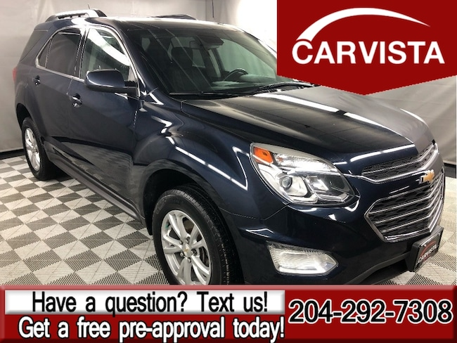 Used 2016 Chevrolet Equinox LT AWD - NO ACCIDENTS/LOCAL VEHICLE - SUV in Winnipeg