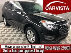 2017 Chevrolet Equinox LS AWD - NO ACCIDENTS/FACTORY WARRANTY - SUV