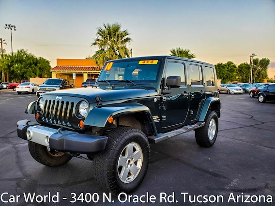 Buy Here Pay Here Az >> Car World Tucson Used Cars Largest Independent