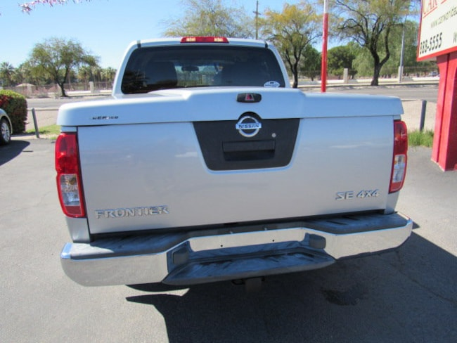 Used 2006 Nissan Frontier For Sale | Tucson AZ