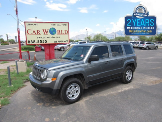 2013 Jeep Patriot 4X4 SUV