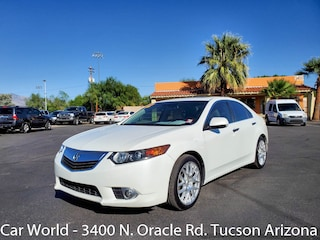 2012 Acura TSX Automatic with Technology Package Sedan