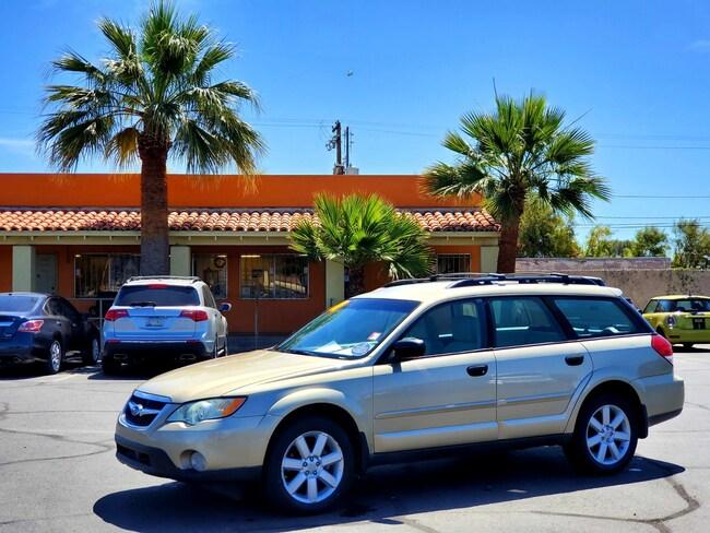 2008 Subaru Outback 2.5 i Wagon