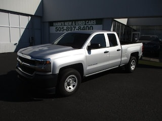 Used 2018 Chevrolet Silverado 1500 Truck Double Cab with only one previous owner
