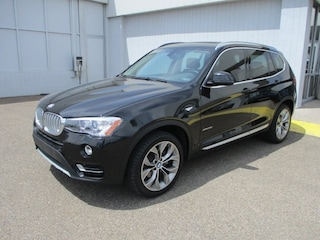 Used 2017 BMW X3 xDrive35i SAV with only one previous owner