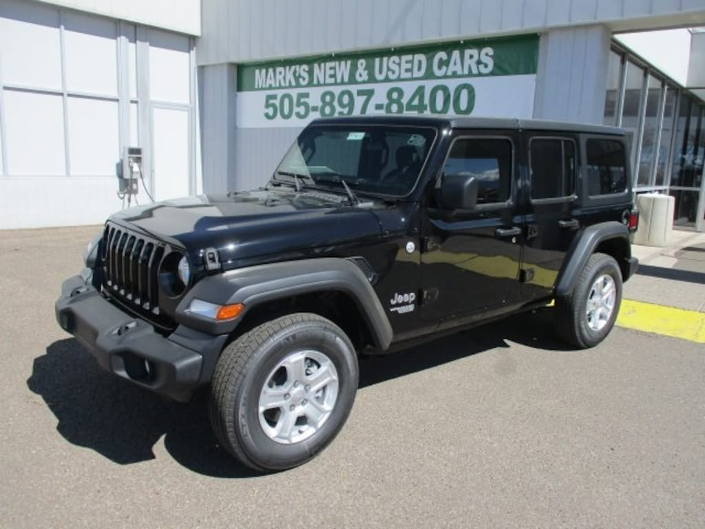 Mark'S Casa Jeep >> New 2019 Jeep Wrangler For Sale At Mark S Casa Vin