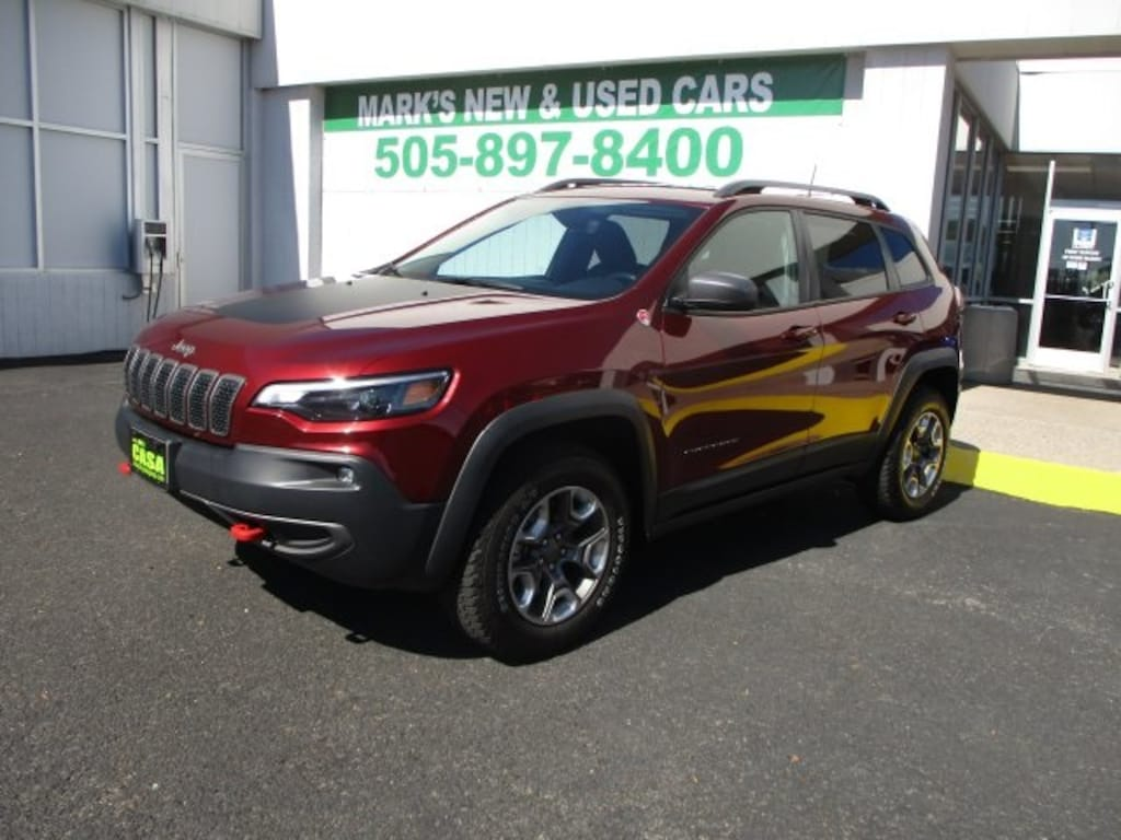 Mark'S Casa Jeep >> Used 2019 Jeep Cherokee For Sale At Mark S Casa Vin