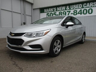 Used 2018 Chevrolet Cruze LS Auto Sedan with only one previous owner