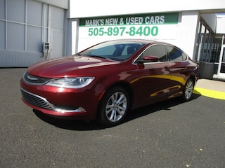 Used 2015 Chrysler 200 Limited Sedan with only one previous owner