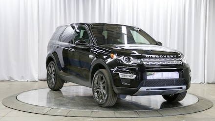 2019 Land Rover Discovery Sport HSE HSE Luxury SUV
