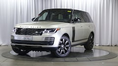 2018 Land Rover Range Rover HSE SUV