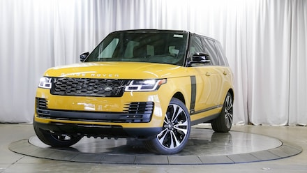 2021 Land Rover Range Rover Autobiography Fifty Edition SUV