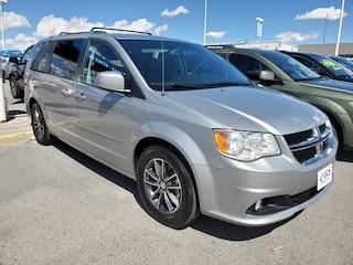 2017 Dodge Grand Caravan SXT Minivan/Van For Sale in El Paso