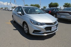 2018 Chevrolet Cruze LS Sedan For Sale in El Paso