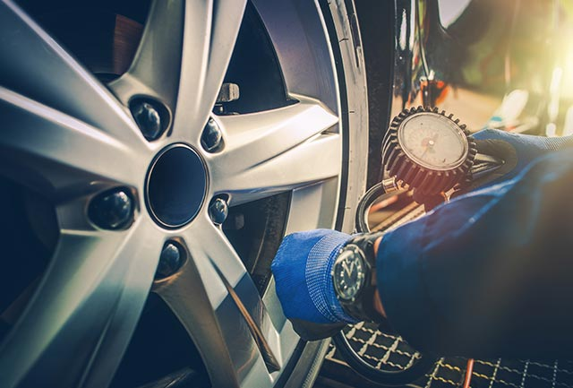 Tire Maintenance Tips - Casa Ford Blog
