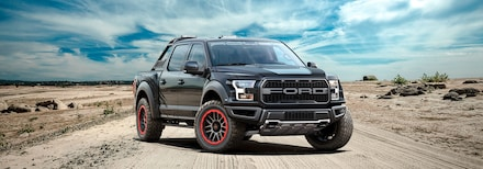 Featured New 2019 Ford F-150 ROUSH RAPTOR Truck for Sale in El Paso, TX