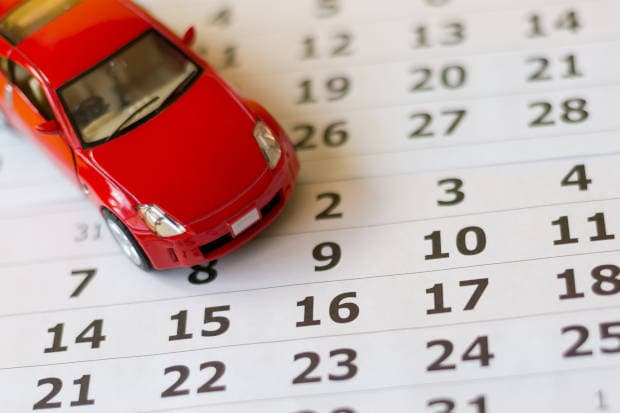 Casa Ford January 2020 Blog - What Time of Year Should You Buy a Used Car?
