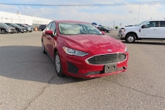 Used 2020 Ford Fusion For Sale in El Paso