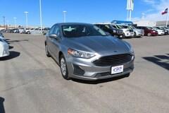 2020 Ford Fusion S Sedan For Sale in El Paso