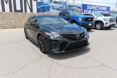 Used 2020 Toyota Camry For Sale in El Paso