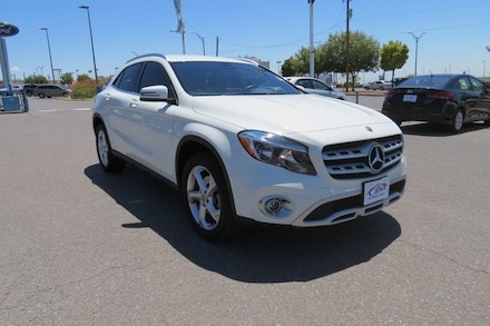 Featured Used 2018 Mercedes-Benz GLA GLA 250 SUV for Sale near Fort Bliss, TX