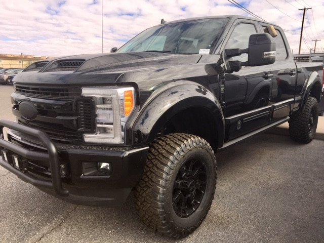 Featured New 2019 Ford Superduty BLACK OPS Truck for Sale in El Paso, TX