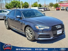 Used 2017 Audi A6 For Sale in El Paso