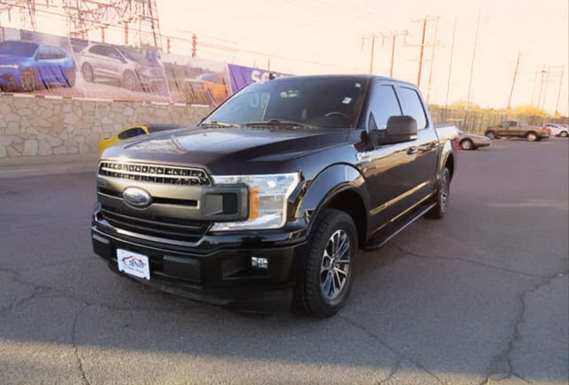 Used F150s for sale in El Paso