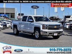 Pre-Owned 2014 Chevrolet Silverado 1500 For Sale in El Paso