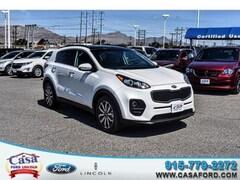 2018 Kia Sportage EX SUV For Sale in El Paso