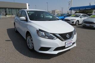 2019 Nissan Sentra SV Sedan For Sale in El Paso