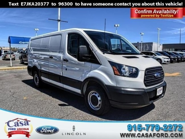 Used 2018 Ford Transit-150 130 WB Low Roof Cargo Cargo Van in El Paso, TX