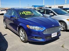 2016 Ford Fusion S Sedan For Sale in El Paso