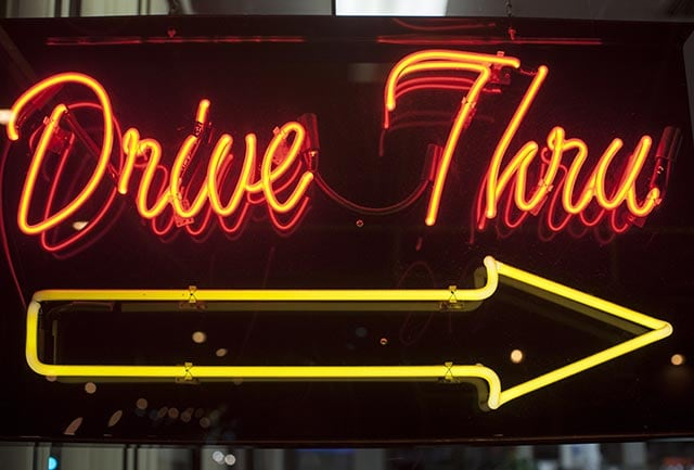 Great Drive-Thru Restaurants in El Paso - Casa Ford Blog