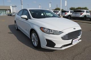 2019 Ford Fusion Hybrid SE Sedan For Sale in El Paso