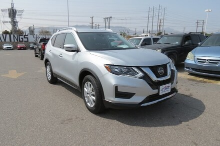 Featured Used 2019 Nissan Rogue SV SUV for Sale near Fort Bliss, TX