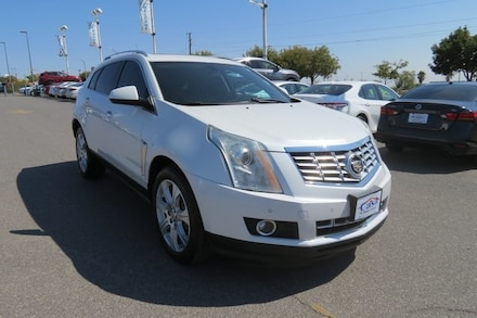 Featured Used 2016 Cadillac SRX Performance SUV for Sale near Fort Bliss, TX