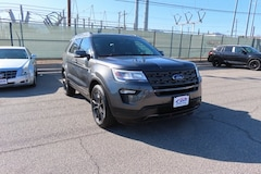 Used 2019 Ford Explorer For Sale in El Paso