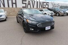 2020 Ford Fusion SE Sedan For Sale in El Paso
